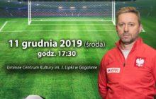 """Spotkanie z Jerzym Brzęczkiem pt.: """"Futbolowa droga na szczyt"""""""